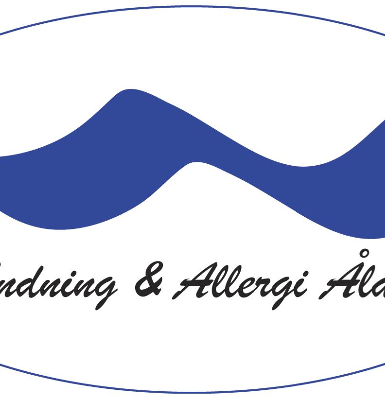 Andning och Allergi logga