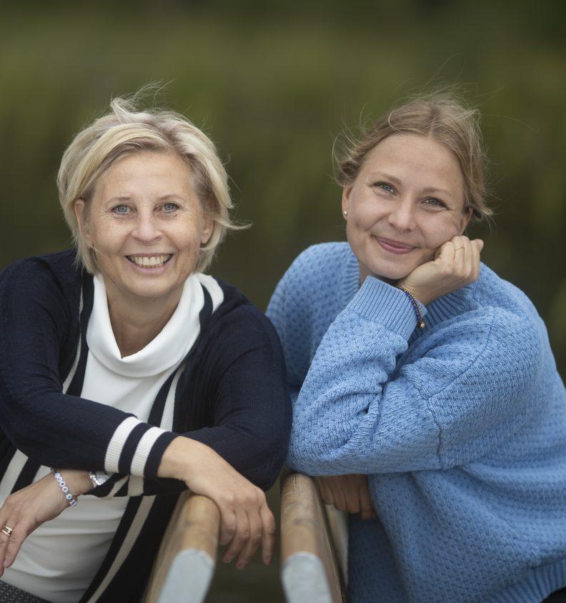 Gunilla G Nordlund och Emilia Liesmäki är kommunikatörer och rättighetsutbildare vid Ålands handikappförbund